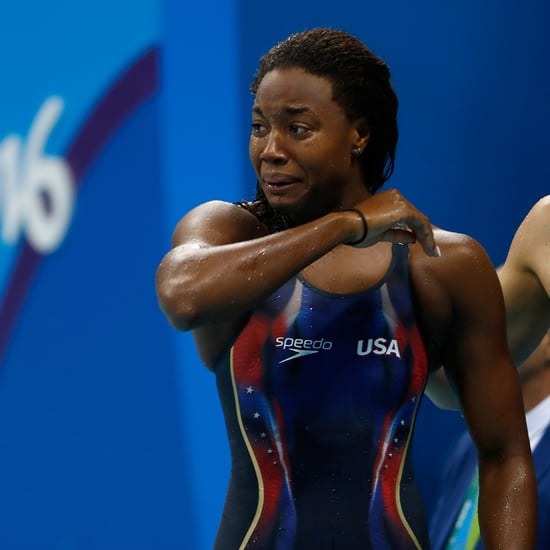 Simone Manuel Wins Gold at 2016 Summer Olympics