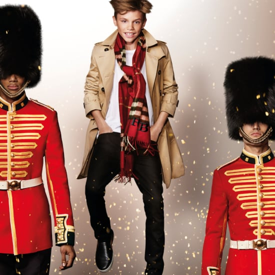 Burberry Campaign Holiday 2015