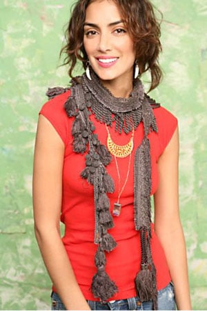 Free People Trimmy Trim Fringe Scarf: Love It or Hate It?