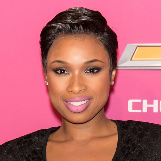 Picture of Jennifer Hudson's Pixie Haircut