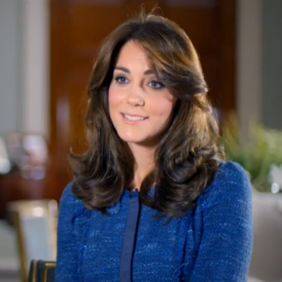 The Duchess of Cambridge Talks About the Queen 90th Birthday