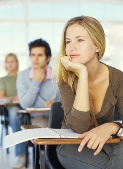 Dear Poll: Have You Ever Crushed on a Teacher?