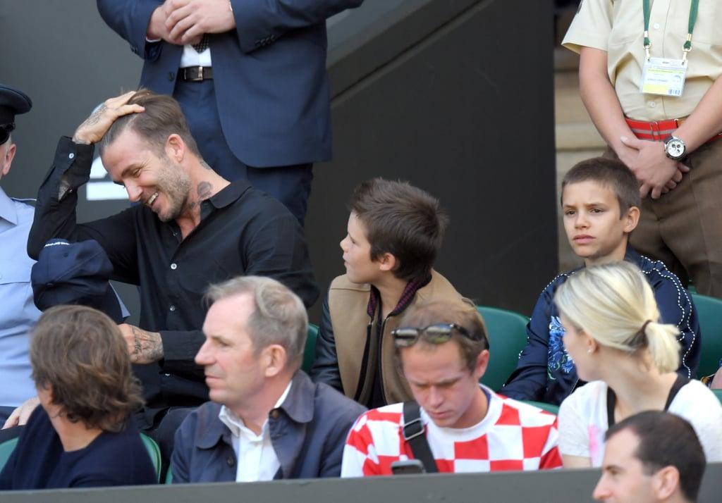 David Beckham Photos