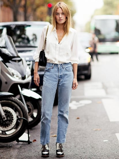 How to Find Super-Flattering Vintage Jeans