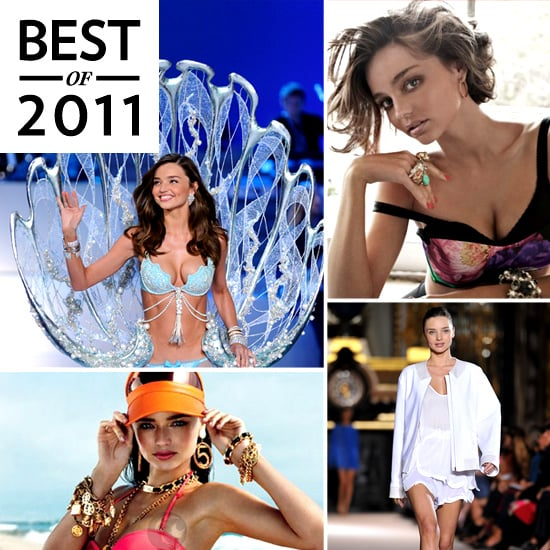 Miranda Kerr Hottest Model of 2011