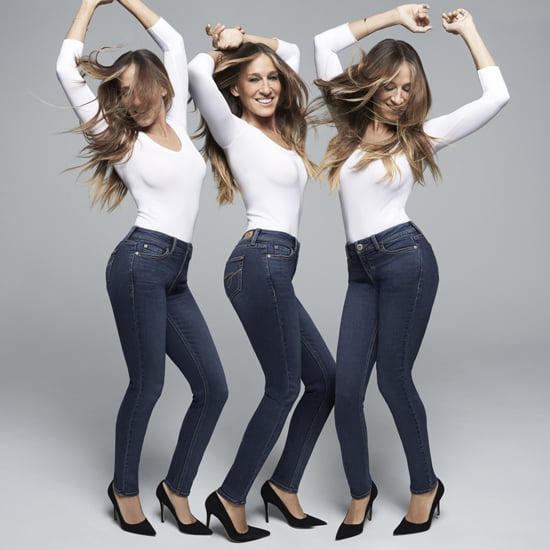 Sarah Jessica Parker Wearing Jeans