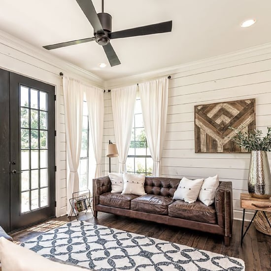 Fixer upper decorating inspiration popsugar home australia for How to decorate a vacation rental home