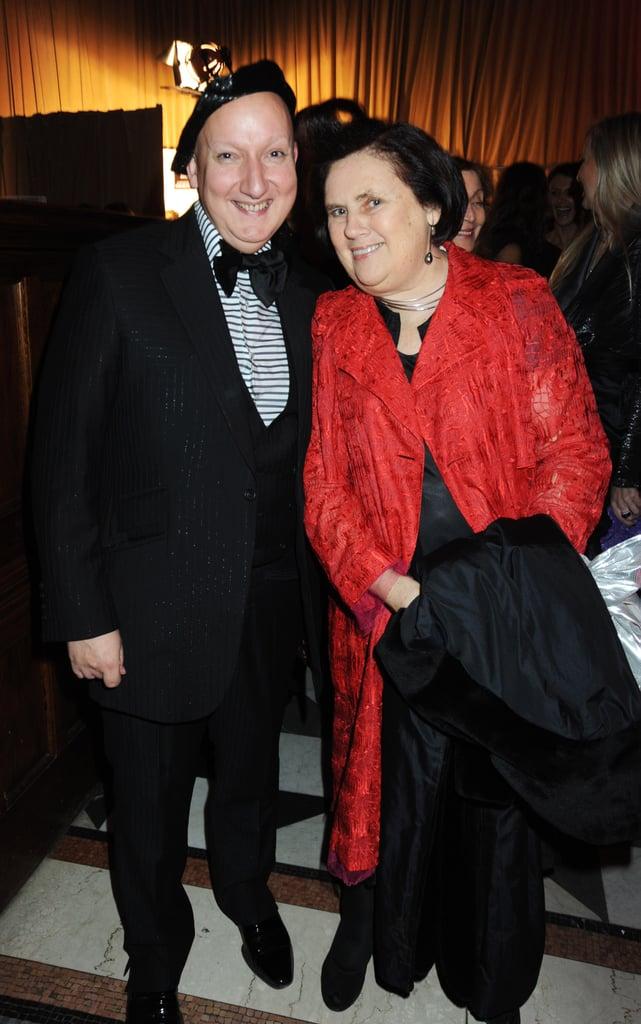 Stephen Jones, Suzy Menkes