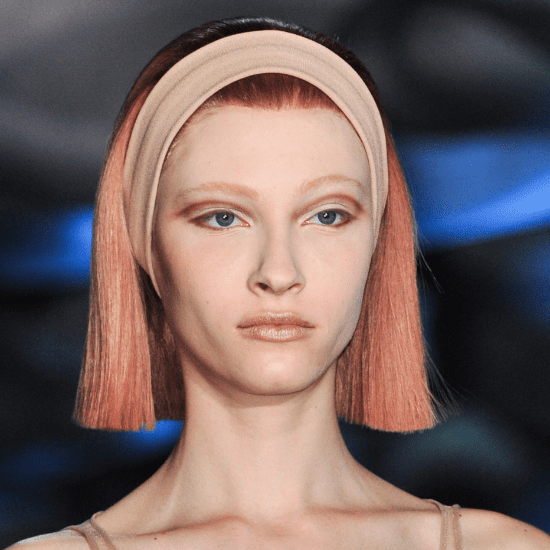 Marc Jacobs Hair and Makeup   Fashion Week