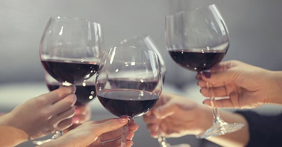 Red Wine May Help Undo Effects of Bad Eating, Says Study