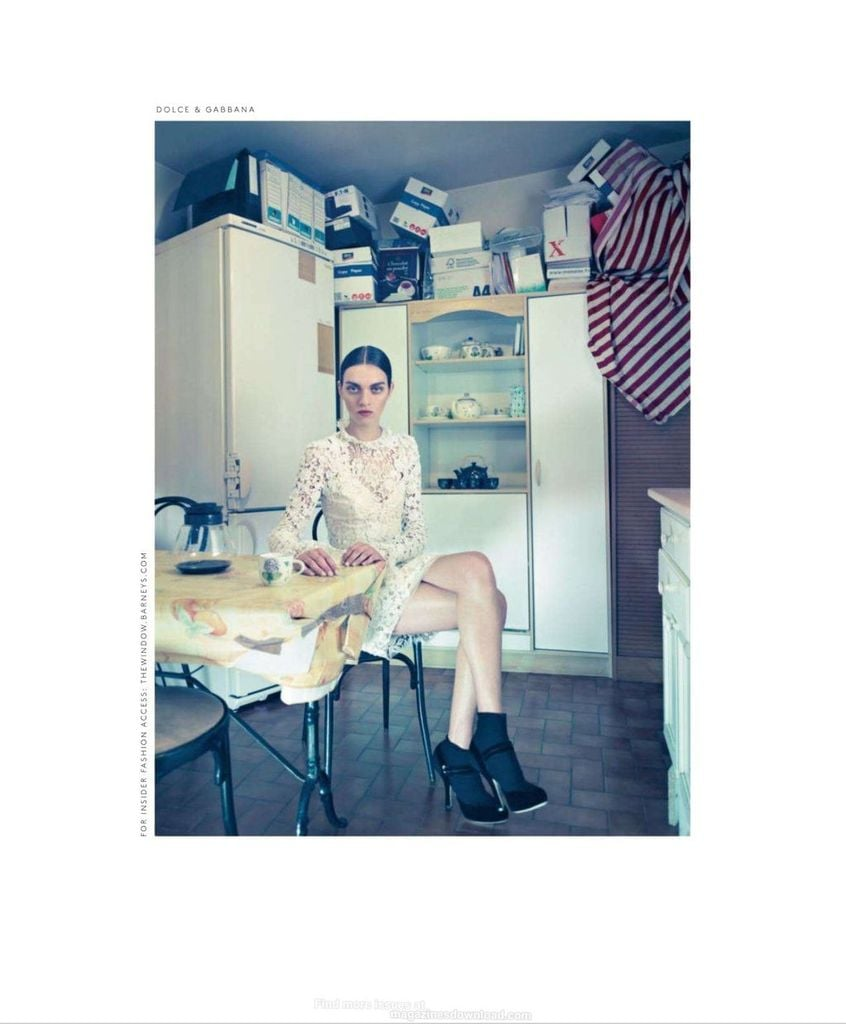 Barneys New York Fall 2012 Ad Campaign