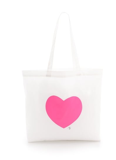 Show her you heart her – literally! — with this  By Malene Birger Donnya Shopper Tote ($36, originally $45).