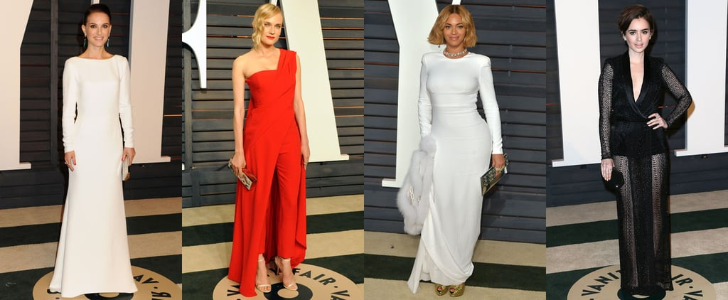 Whose Look Won the Oscars Afterparty?
