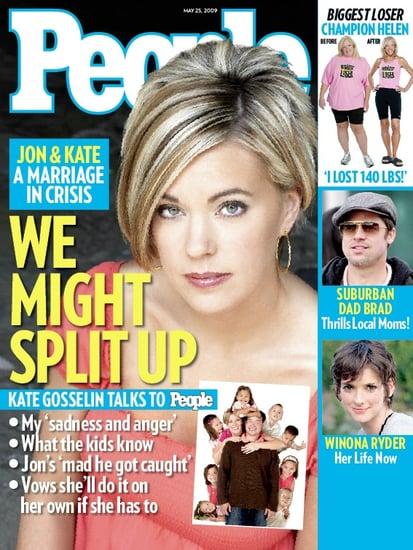 Jon and Kate Gosselin May Split Up
