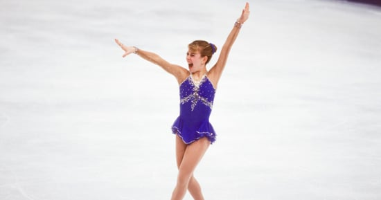 This Figure Skating TV Show by Tara Lipinski Is Gonna Be So Freakin' Good