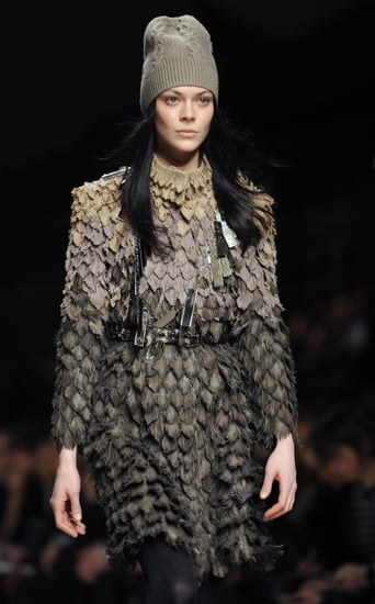 2008 Autumn Trend, Feathers on the catwalk, Trend Alert,