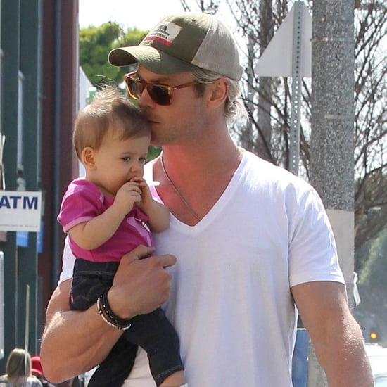 Celebrity Family Pictures Week of March 25, 2013