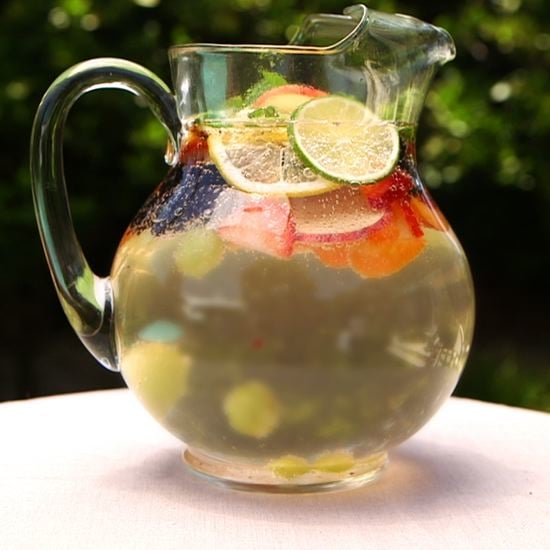 Cat Cora's Sangria Recipe