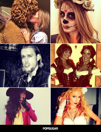 Look Back at the Best Celebrity Halloween Candids