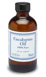 Relax Already: Eucalyptus Steamer