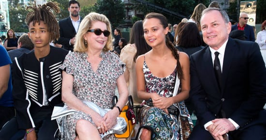 All the Stars (and Awesome Clothes) at Louis Vuitton's Cruise 2017 Fashion Show in Rio de Janeiro