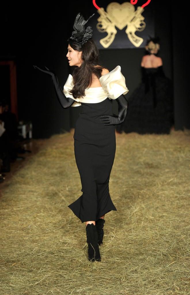 New York Fashion Week: Betsey Johnson Fall 2010