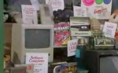 Antique Apple II
