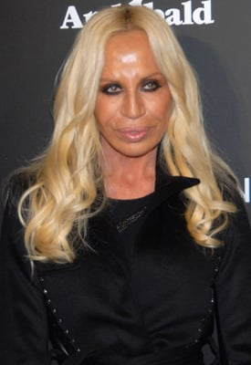 Donatella Versace to Take Questions from Facebook Fans