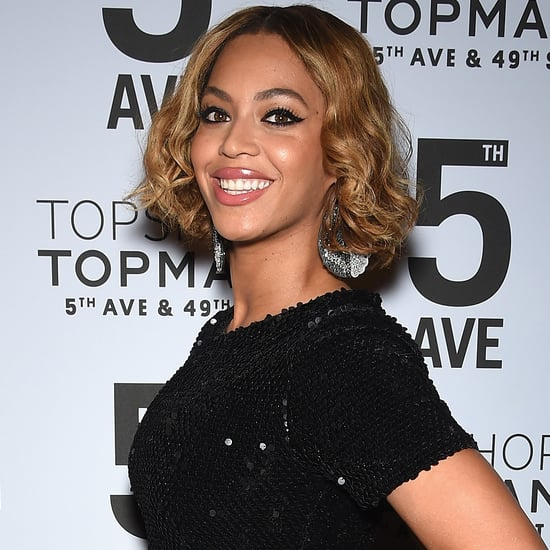 Beyonce Shares Throwback Picture of Blue Ivy Carter 2015