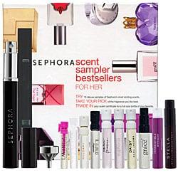 Thursday Giveaway! Sephora Scent Sampler Best Sellers For Her