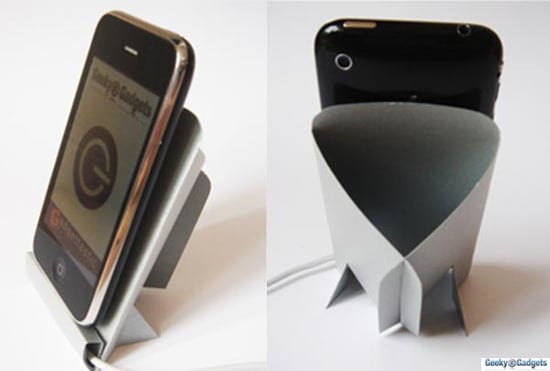How-To: Make Your Own Cardboard iPhone Dock