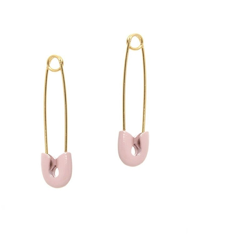 Kristin Cavallari for GLAMboutique Safety Pin Earrings ($18)