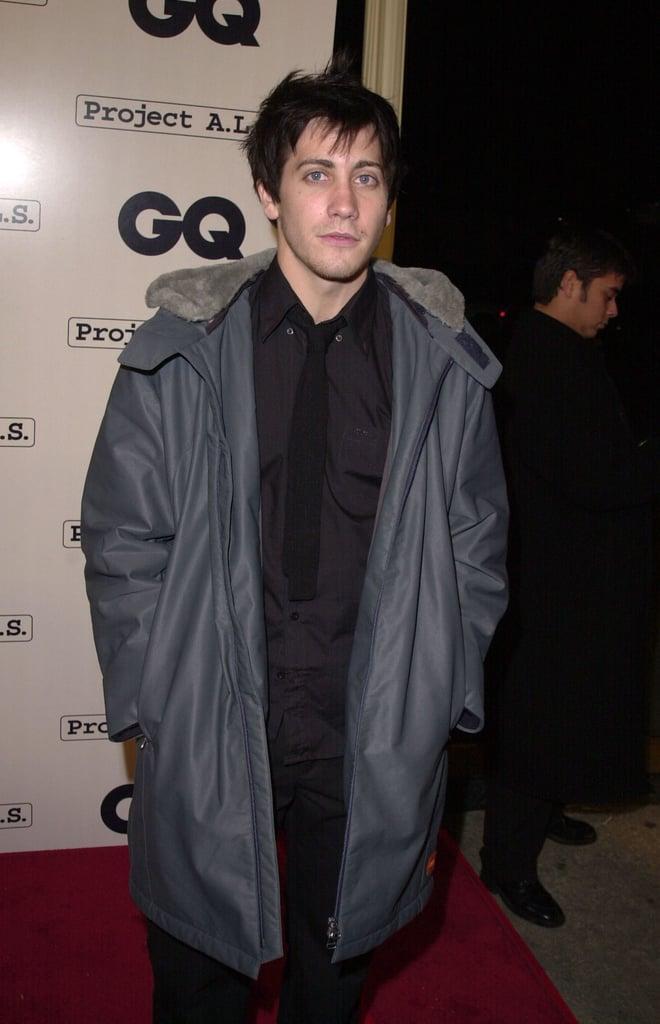 Jake Gyllenhaal, 2001