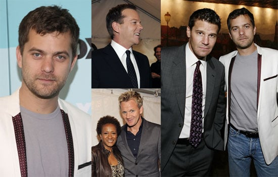 Photos of Kiefer Sutherland, Joshua Jackson at Fox Upfronts in NYC