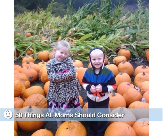 50 Things All Moms Should Consider