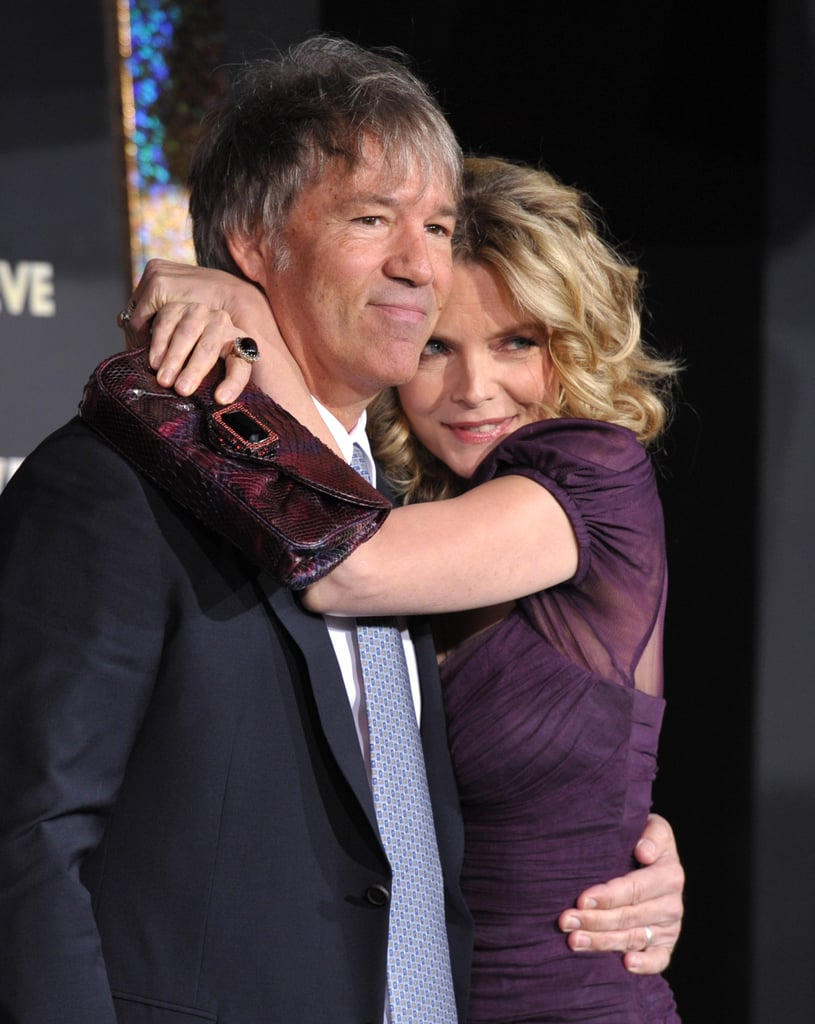 David E. Kelley and Michelle Pfeiffer