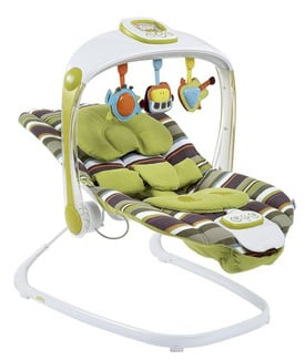 Review of Mamas and Papas Astro Magic Bouncer
