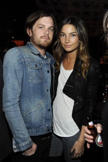 Lily Aldridge, Caleb Followill To Reportedly Wed in Early May 2011