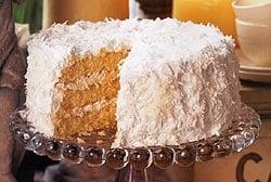 Let's Eat Cake: Coconut Cream Cake