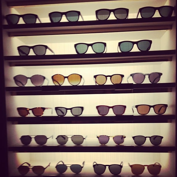 Warby Parker's new store may be the chicest place to buy your eyewear in Manhattan.