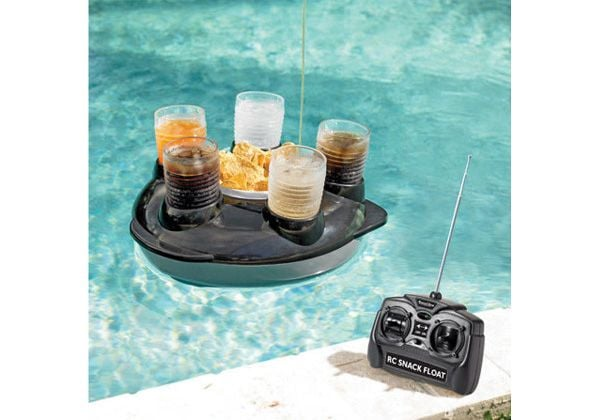 Remote Controlled Snack Float ($37)