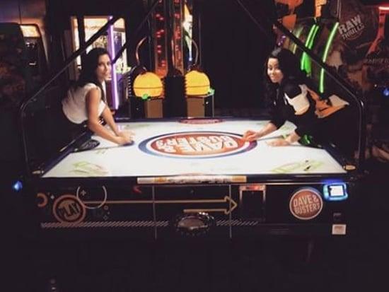 Blac Chyna and Rob Kardashian Celebrate Khloe's Birthday with Kim, Kourtney and Kylie