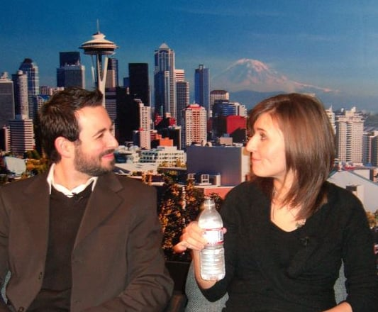 """Great TV Engagements: A Real Proposal During """"Veronica Mars"""""""