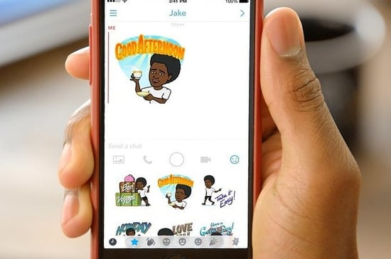 Here's How To Add Bitmojis To Your Snapchat