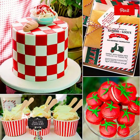An Italian Birthday Celebration