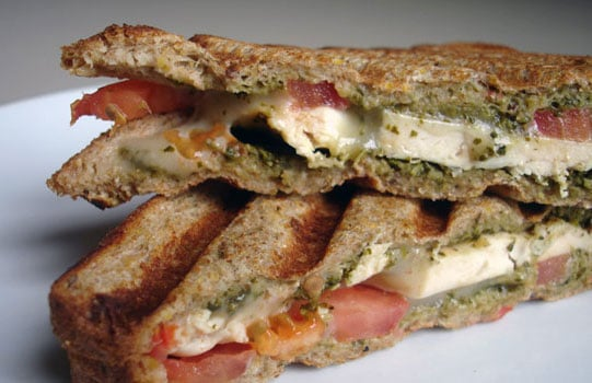 Sugar Shout Out: The Cilantro Chicken 'Wich