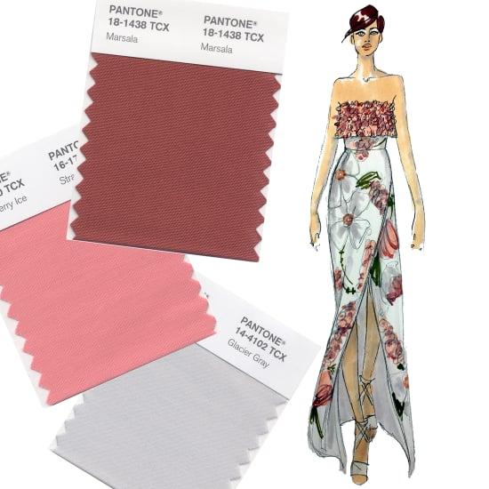 Pantone Announces Colours For Spring 2015