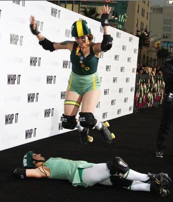 Roller Derby Is Hot Again