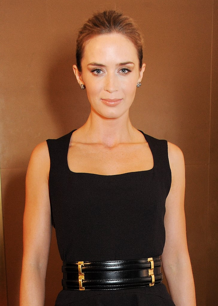 Emily Blunt Honors Her Fellow Brits at LFCC Awards