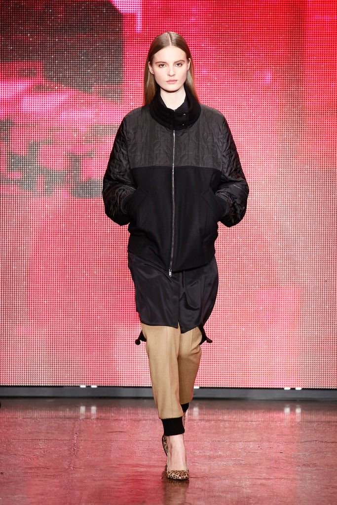 2013 Fall New York Fashion Week: DKNY